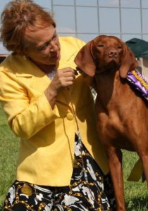Giny and Vizsla
